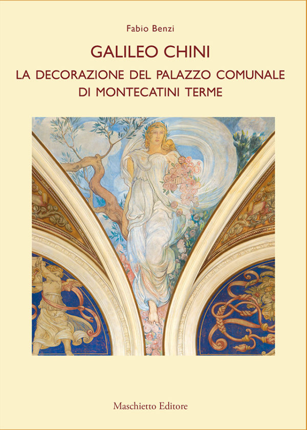Galileo Chini. La Decorazione del Palazzo Comunale di Montecatini Terme_maschietto