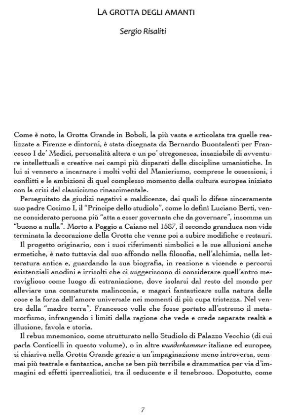 Pagine_interne1_Bernardo Buontalenti e la Grotta Grande di Boboli_maschietto