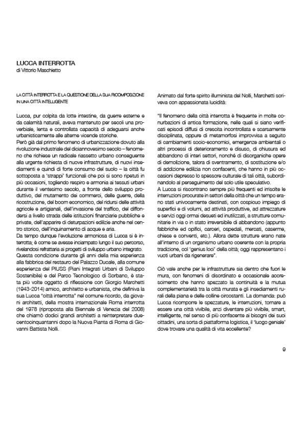 Pagine_interne_Lucca interrotta. 1Visioni urbanistiche per una nuova vivibilità. Urban visions for a new liveability_maschietto