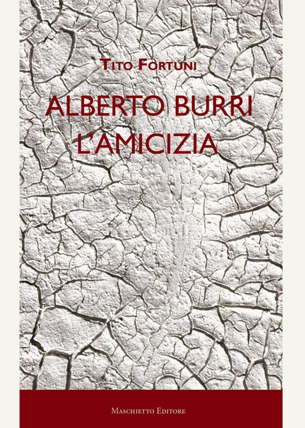Alberto Burri. L'amicizia_maschietto