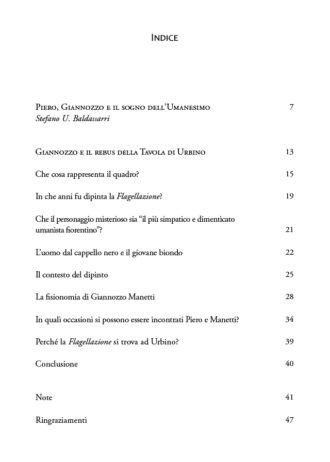 Sommario_Giannozzo e il rebus della tavola di Urbino_maschietto