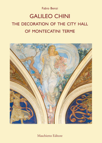 Galileo Chini. The decoration of the City Hall of Montecatini Terme_maschietto