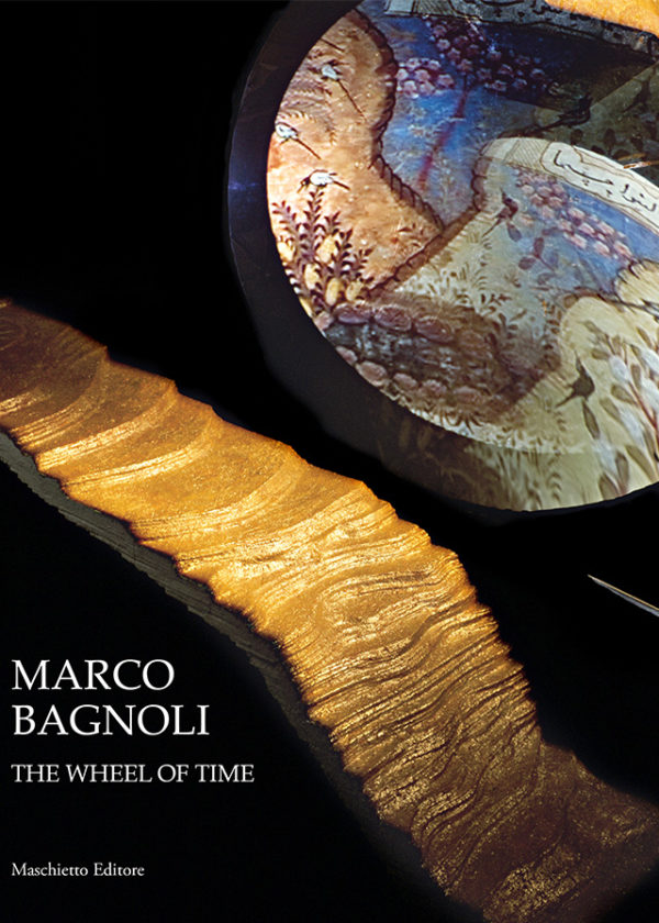 Marco Bagnoli. The wheel of Time_maschietto