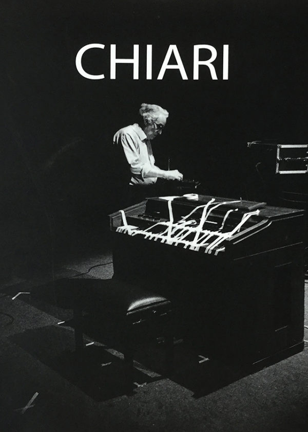 Giuseppe Chiari. Musica et cetera_maschietto