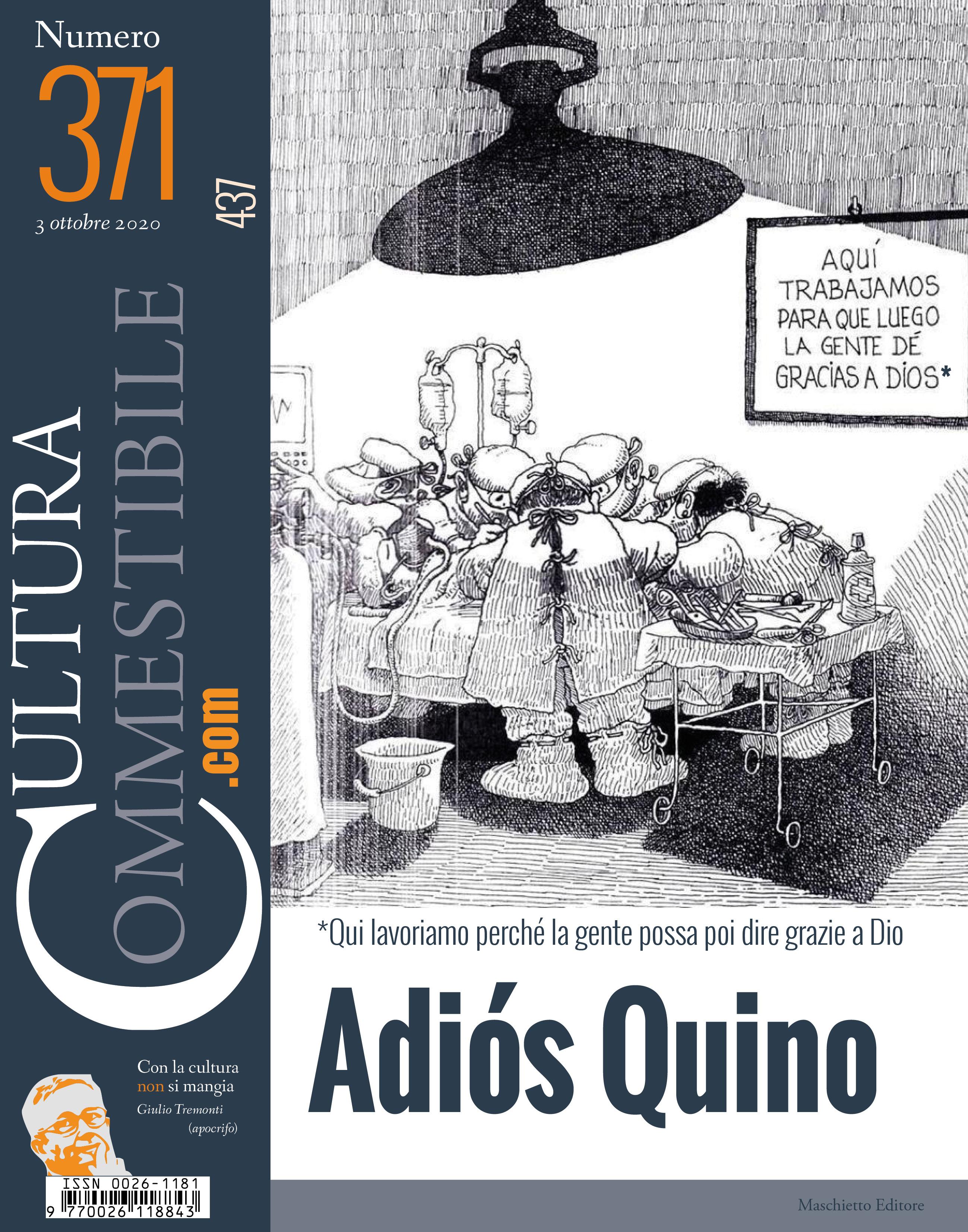 Cultura Commestibile n.371