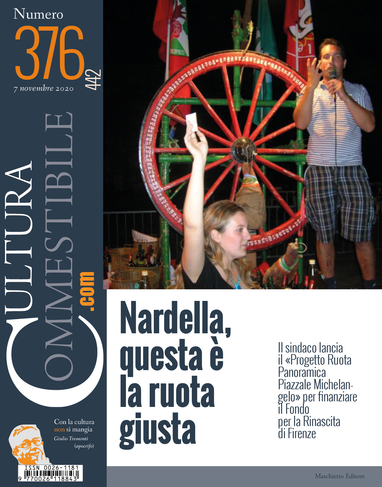 Cultura Commestibile n.366