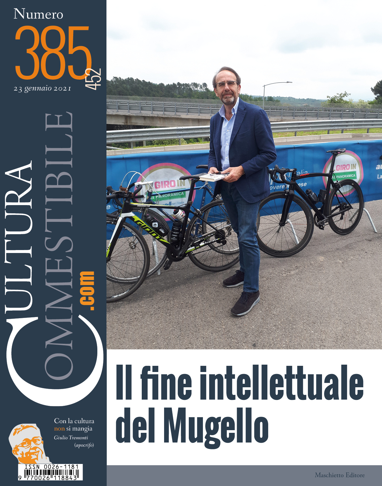 Cultura Commestibile n.385