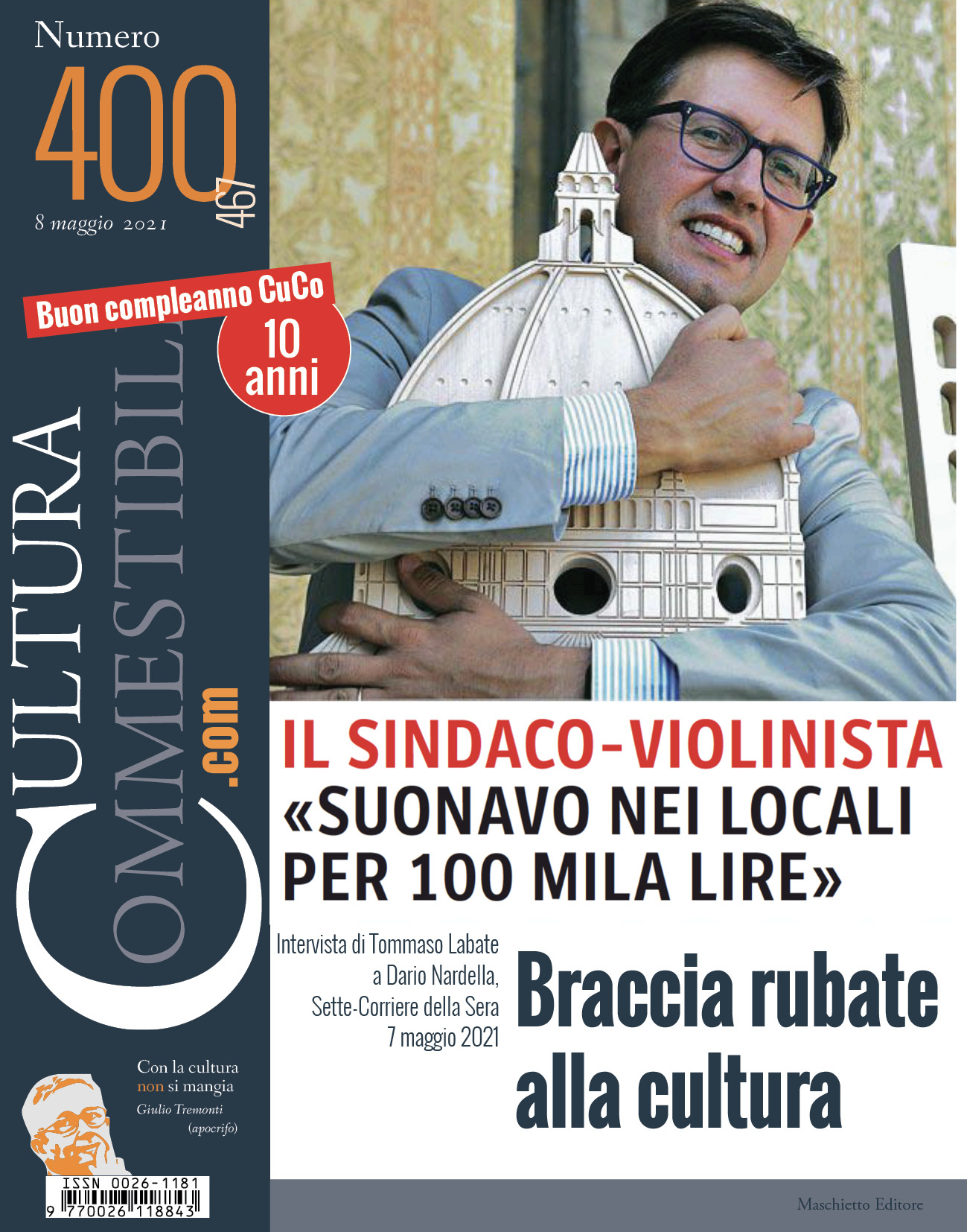 Cultura Commestibile n.400